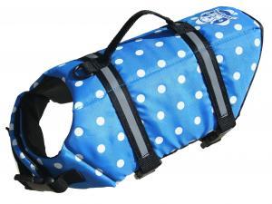 Paws Aboard Blue Dog Life Jacket
