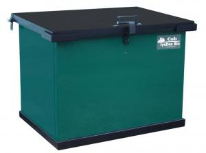 Tyedee Bin Cub Bear Proof Garbage Container