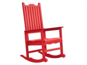 Recycled Plastic Rocking Chair