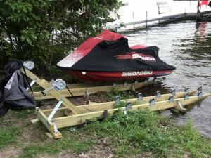 Shoredocker 1200 Shore Dock Kit