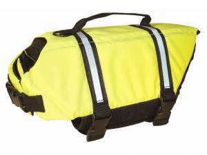 Paws Aboard Yellow Dog Life Jacket