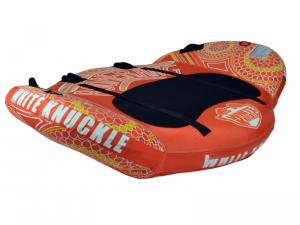 White Knuckle Boomerang Towable Tube 1-3 Riders