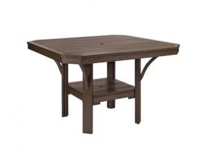 Recycled Plastic St Tropez Dining Table