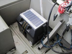 Solar Powered Bilge Pump