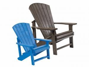 cottagespot recycled plastic adirondack chair kids size. Black Bedroom Furniture Sets. Home Design Ideas