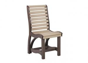 Recycled Plastic St Tropez Dining Side Chair