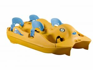 Water Bee 400 4 Person Pedal Boat