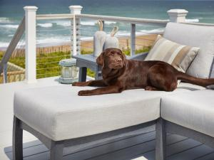 Bay Breeze Chaise Lounge Extension