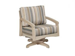 Bay Breeze Swivel Arm Chair