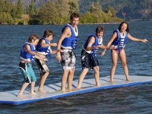 Aquaglide Splashmat Activity Mat