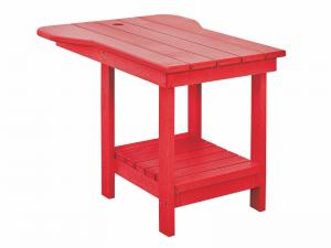 Recycled Plastic Adirondack Tete a Tete Table
