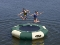 Aquajump 120 Northwoods