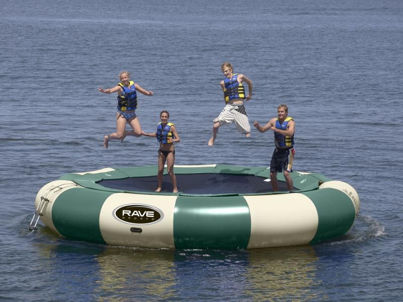 Aqua  Jump  200 Northwoods