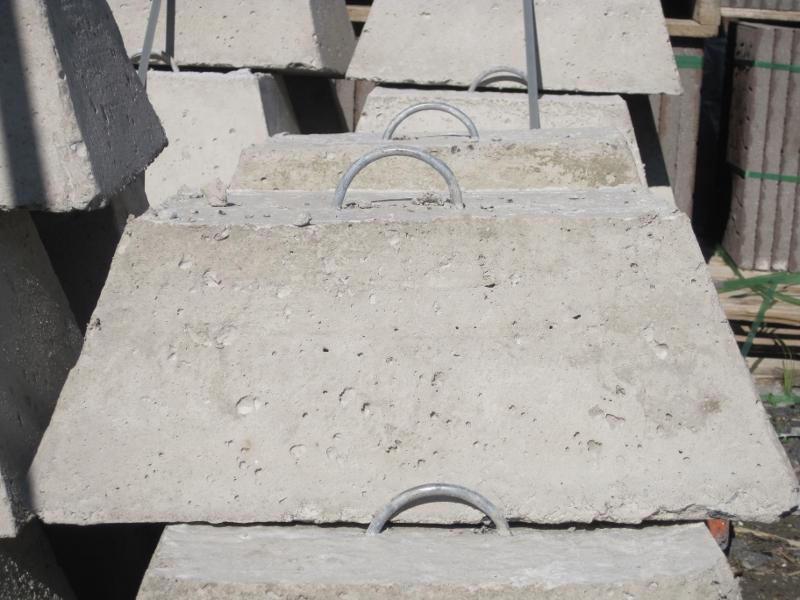 Concrete Anchor Block