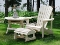 Pine Muskoka Chair Set