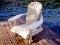 Pine  Muskoka Chair