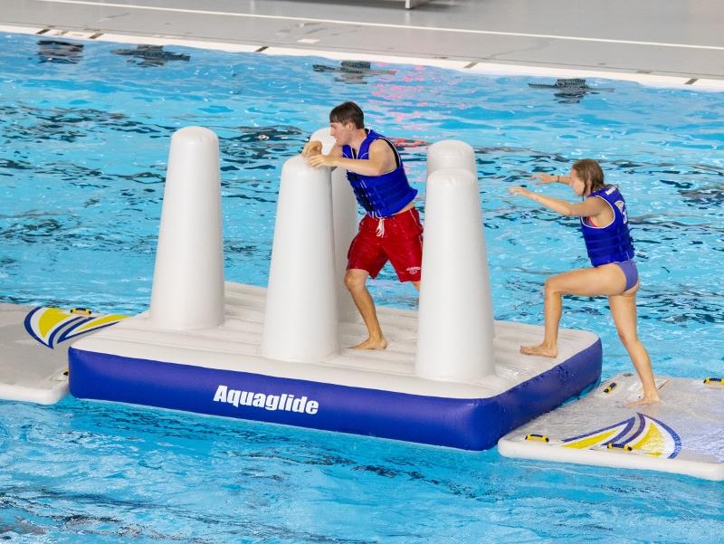 Aquaglide Barricade Action