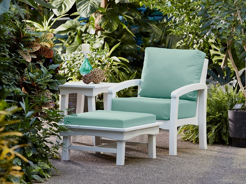 Recycled Plastic Bay Breeze Chair Grouping 9