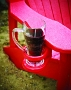 Recycled Plastic Adirondack Drink Holder