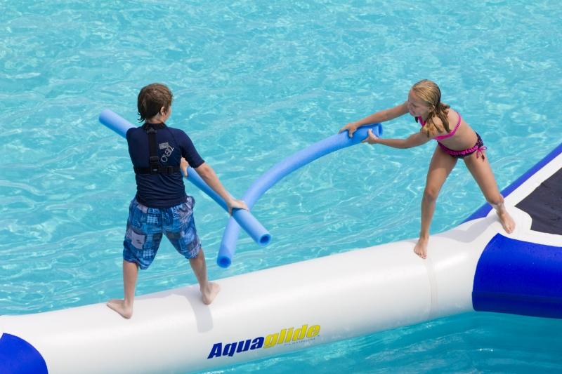 Aquaglide Challenge Track 3 Action