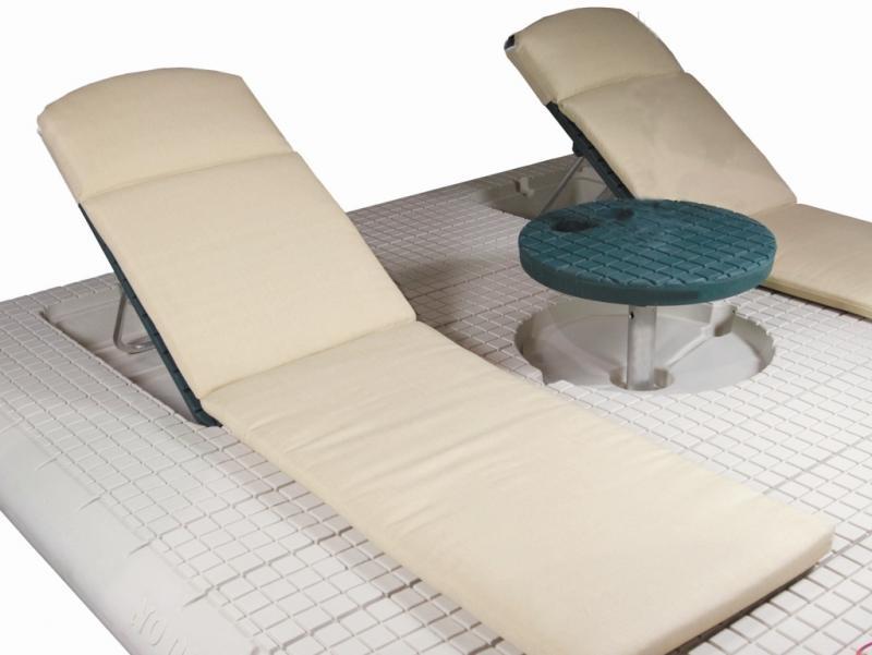 Otter Island Seat Cushions