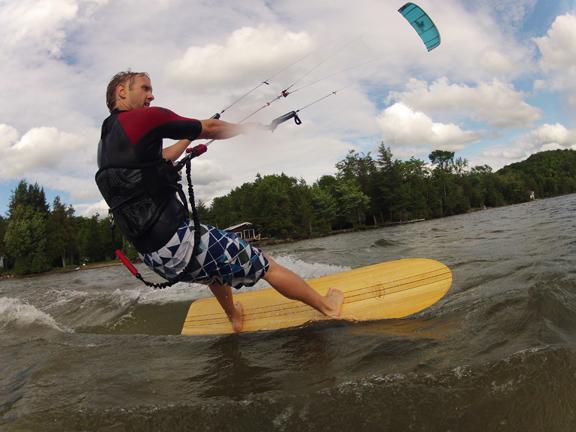 Muskoka  Kite Surfboard 1