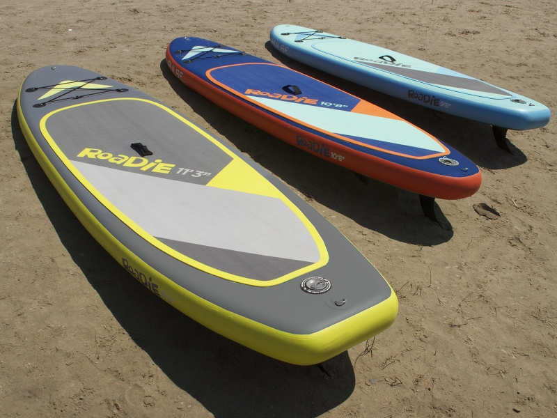 Pulse Roadie Stand Up Paddle Boards