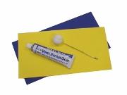 Rave Repair Kit Yellow and Blue
