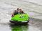 Aquaglide Retro 2 Rider Towable Tube Action 2