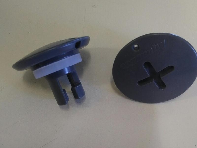 Aquaglide Safety Valve Cap