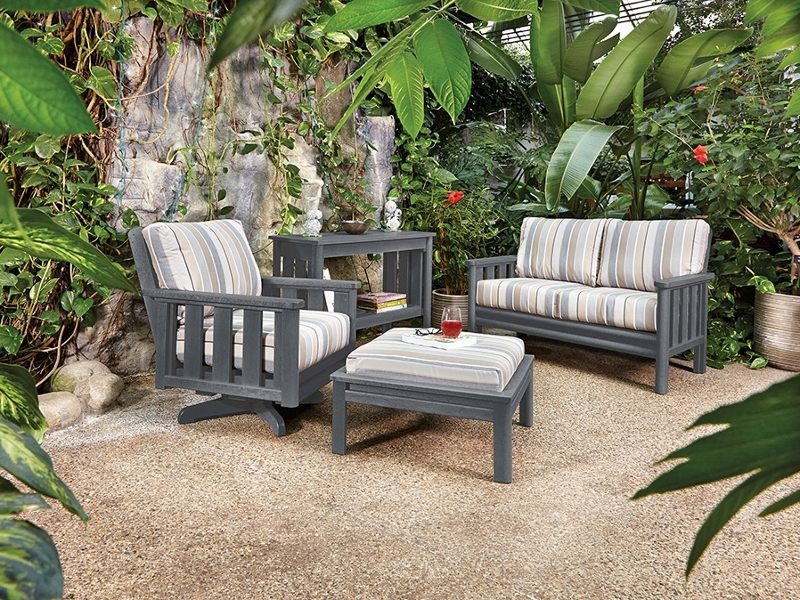 Recycled Plastic Stratford Deep Seating Set 11