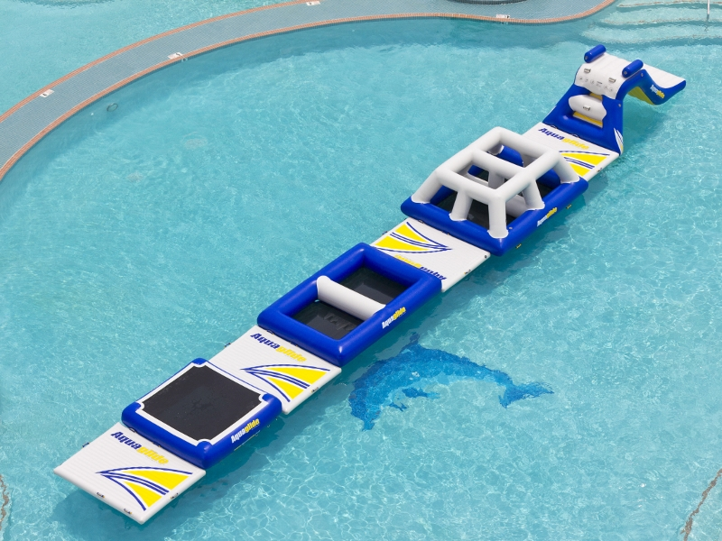 Aquaglide  Challenge Track 2 Action