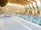 Aquaglide Yoga Mat in Action 5